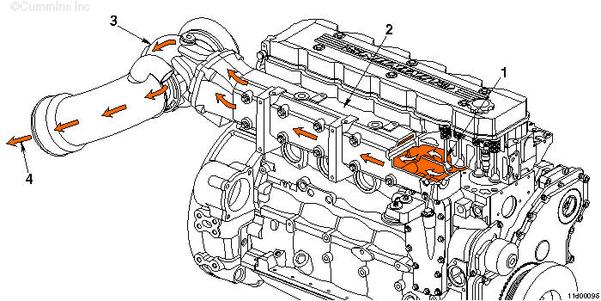 Судовые двигатели